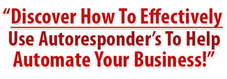 Get The Autoresponder Course
