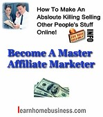 Become A Master Affiliate Marketer - small