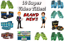 10 Smart Online Business Video Sets