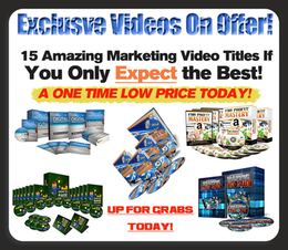 27 Internet Marketing Video Titles