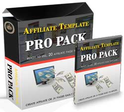 31 Affiliate Template Pro Pack