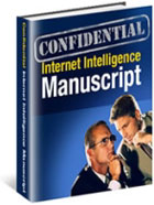 Confidential Internet Intelligence Manuscript